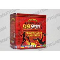 Herbal savon Sport Facile Madame Heng - TV000020