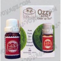 น้ำมันต่อต้านเชื้อแบคทีเรียสำหรับผิวมีปัญหา Ozzy Madame Heng - TV000025