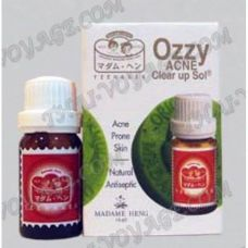 Антибактериальное масло для проблемной кожи Ozzy Madame Heng - TV000025
