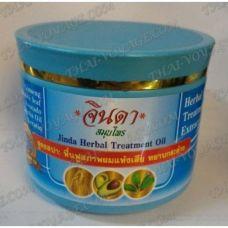 治疗性中药面膜对头发的生长金达 - TV000034