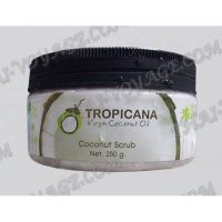 Coconut cream scrub Tropicana - TV000039
