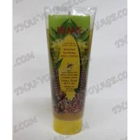 Natural face mask of honey and turmeric Isme - TV000102