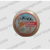 Natürliche Seife mit Ziegenmilch - TV000121