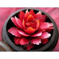 Вырезанный из мыла цветок - TV000124