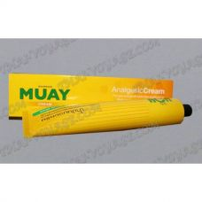 Anesthetic warming cream Muay Thai  - TV000145