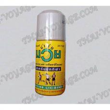 Oil for sport Muay Thai boxing - TV000146