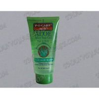 Aloe gel after sun for face and body Care Po - TV000160