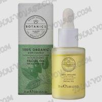 Botanique de l'huile faciale biologique - TV000188