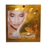 Tissue face mask with collagen 4 elements - TV000223