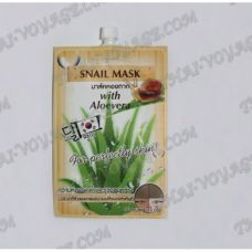 Snail facial mask with Aloe Vera Fuji - TV000226