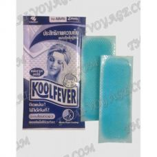 Gel patches Koolfever - TV000228