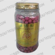 Ya Tieng Jiw Wan snake the drug from women's diseases - TV000273