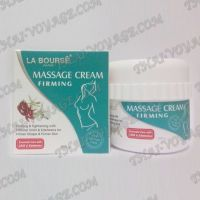 Anti-cellulite-massage-Creme mit Extrakten aus Chile La Bourse - TV000277