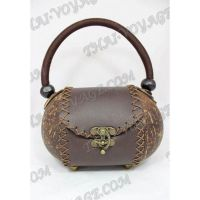 Handbag coconut - TV000280