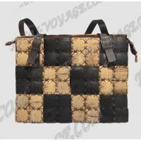 Handbag coconut - TV000283