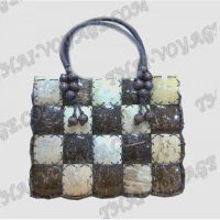 Handbag coconut - TV000285