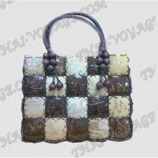 Handbag coconut - TV000285