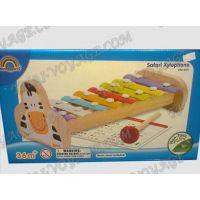 Safariのおもちゃ木琴 - TV000297