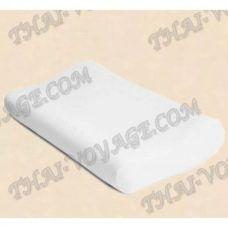 Massage pillow made of natural latex Contour - TV000304