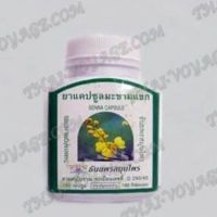 Herbal Senna Thanyaporn capsules for weight loss - TV000321