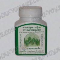 Anti-inflammatory capsules Bitter Cucumber Thanyaporn - TV000322