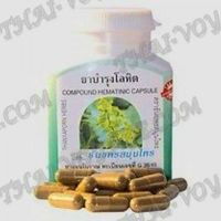 Capsules Hematinic, Cassia Siamea Thanyaporn (treatment of insomnia) - TV000323