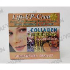 Lifting cream with turmeric extract and collagen K. Brothers - TV000343