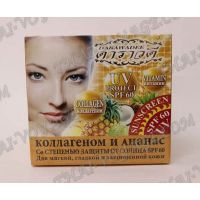 Nourishing cream with pineapple extract and collagen Darawadee - TV000344