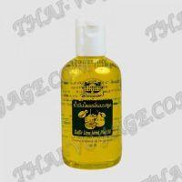 L'huile essentielle de citron kaffir Abhaibhubejhr massage - TV000359