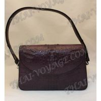 Bag Damen Leder Krokodil - TV000363