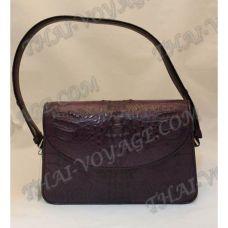 السيدات حقيبة جلد التمساح - TV000363
