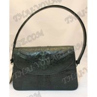 Bag Damen Leder Krokodil - TV000364