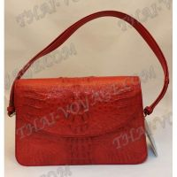Bag female crocodile leather - TV000365