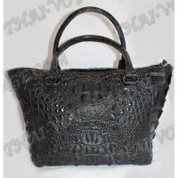 Sac dames de crocodile en cuir - TV000366