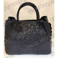 Bag Damen Leder Krokodil - TV000368