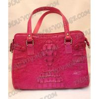 Bag Damen Leder Krokodil - TV000373