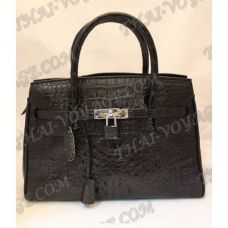 Bag female crocodile leather - TV000377
