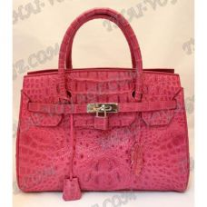 Bag female crocodile leather - TV000378