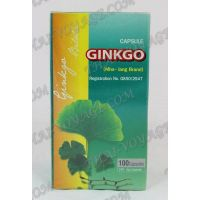 Ginkgo Biloba Kongka Herb capsules for memory improvement - TV000383