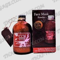 Rejuvenating herbal facial mask Madame Heng - TV000391