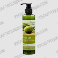 Organic olive shampoo Boots Nature Series - TV000398