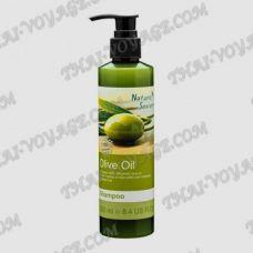 Bio-Oliven Shampoo für Haar-Boots Nature Series - TV000398