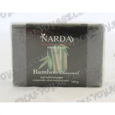 Natural Bamboo Charcoal Soap - TV000405