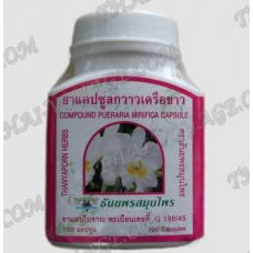 Capsules for women's health Pueraria Mirifica Thanyaporn - TV000416
