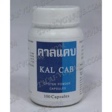 Oyster calcium capsules Kal Cab - TV000419