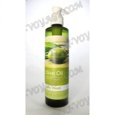 Organic olive shower gel Boots Nature Series - TV000423