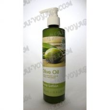 Organic olive body lotion Boots Nature Series - TV000424