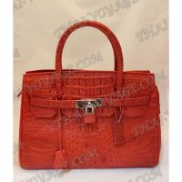 Bag ladies leather crocodile - TV000427