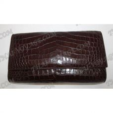 Clutch female crocodile leather - TV000430