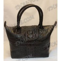 Bag Damen Leder Krokodil - TV000433